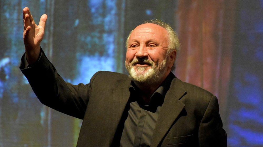 """Доајенот на битолскиот театар, Петар Мирчевски, добитник на наградата за животно дело """"4 Ноември"""""""